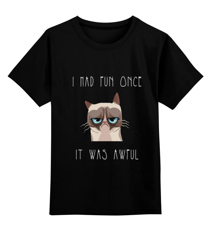 Printio Котейка детская футболка классическая унисекс printio котейка