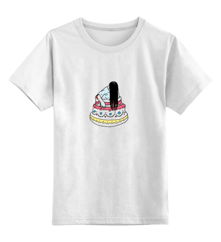 Детская футболка классическая унисекс Printio Самара морган морган райс craved