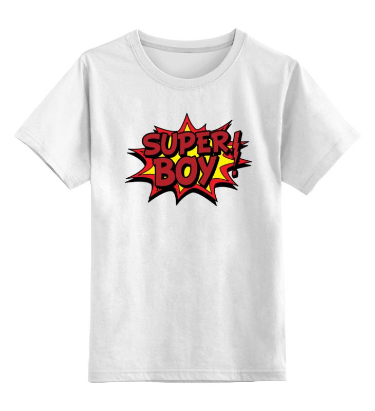 Printio Super boy лонгслив printio super boy