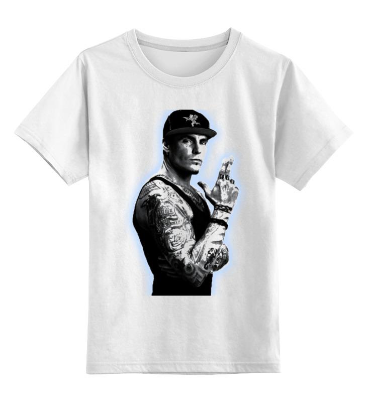 Детская футболка классическая унисекс Printio Vanilla ice детская футболка классическая унисекс printio ice cream