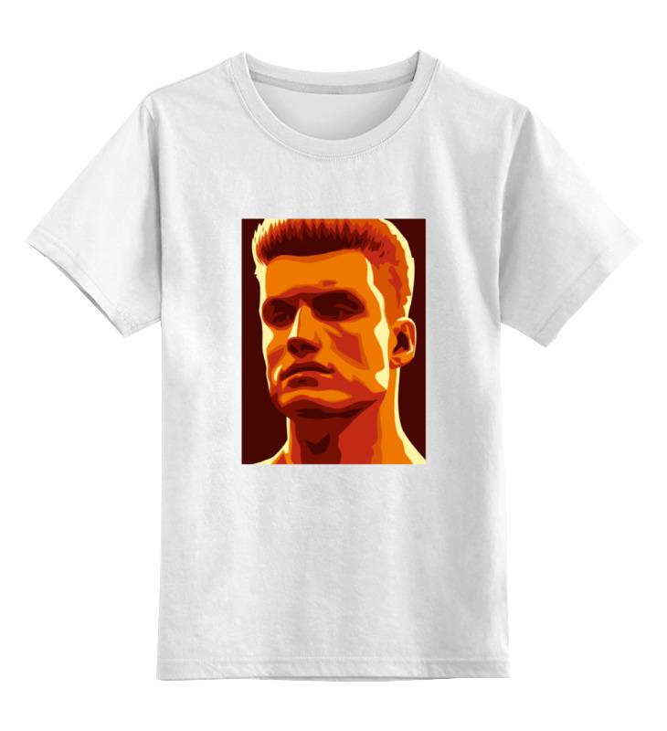 Детская футболка классическая унисекс Printio Иван драго (рокки) футболка классическая printio иван драго ссср бокс red and mad рокки rocky