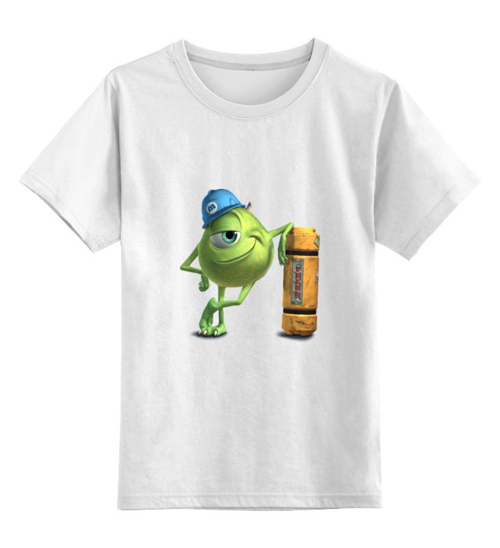 Детская футболка классическая унисекс Printio Майк вазовский детская футболка классическая унисекс printio шахматиста