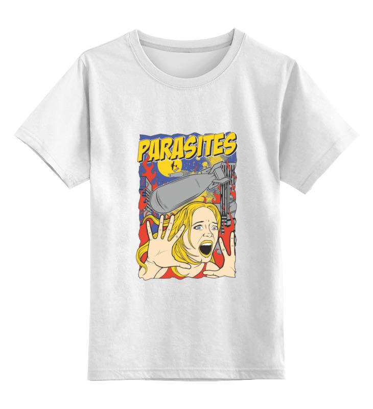 Детская футболка классическая унисекс Printio Omg ! it's a bomb! футболка wearcraft premium slim fit printio omg it s a bomb