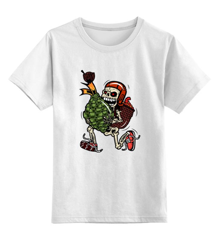 Детская футболка классическая унисекс Printio Wall breaker (clash of сlans) футболка wearcraft premium printio wall breaker clash of сlans