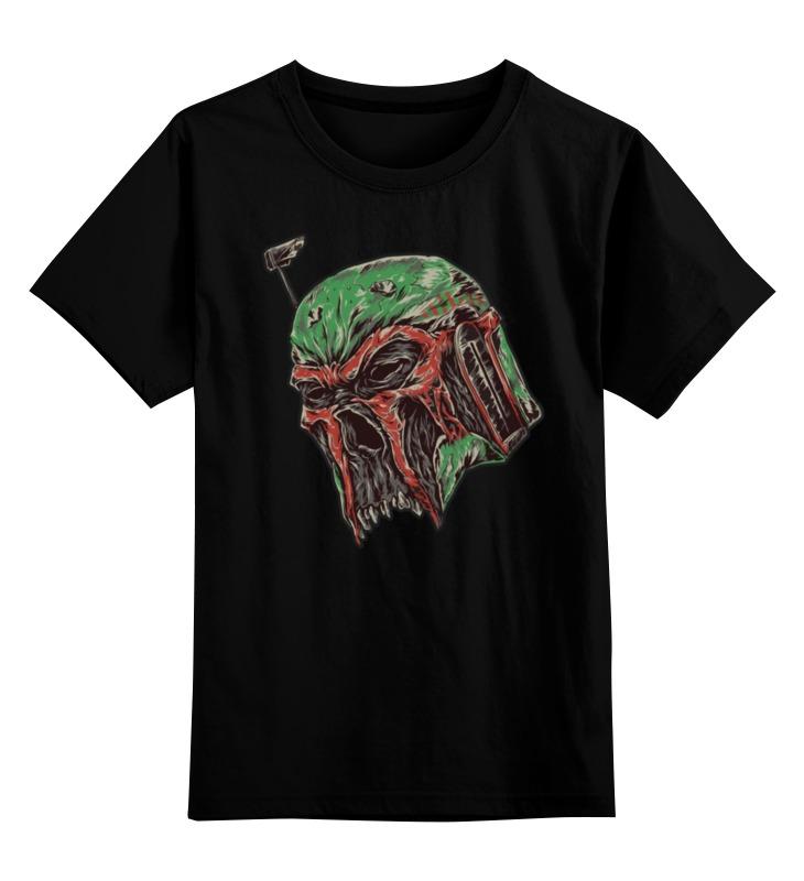 Детская футболка классическая унисекс Printio Star wars undead boba fett футболка классическая printio r2 d2 star wars