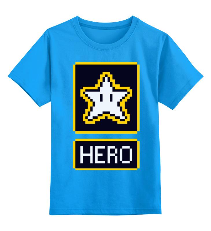 Printio Звезда из марио детская футболка классическая унисекс printio звезда марио