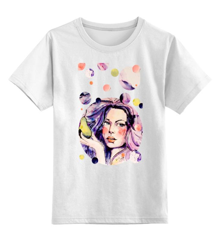 Детская футболка классическая унисекс Printio Плод воображения. купить боксерську грушу у лубнах