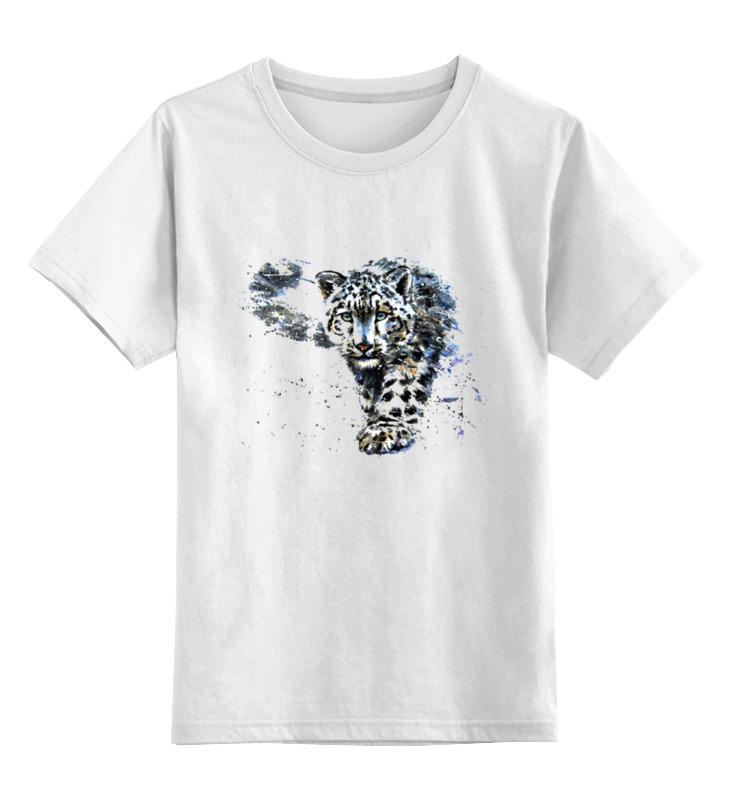 Детская футболка классическая унисекс Printio Тигр. детская футболка классическая унисекс printio одноглазый тигр