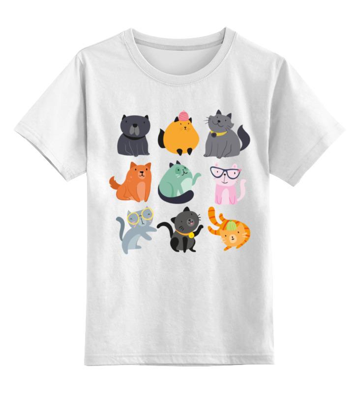 Printio Цветные кошки цена и фото