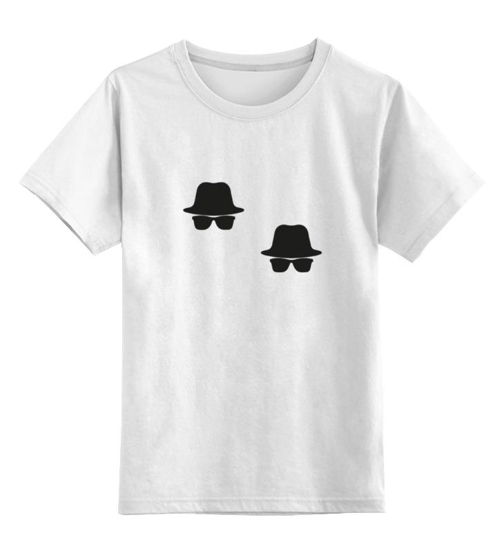 Детская футболка классическая унисекс Printio Братья блюз (the blues brothers) dostoevsky f the karamazov brothers братья карамазовы роман