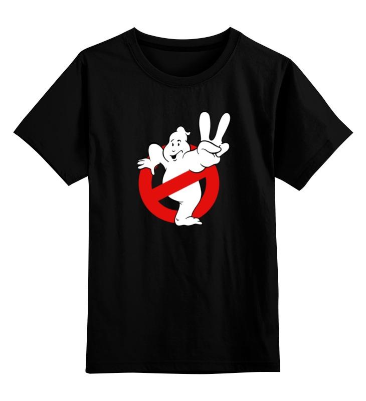 Детская футболка классическая унисекс Printio Ghostbusters детская футболка классическая унисекс printio медсестра
