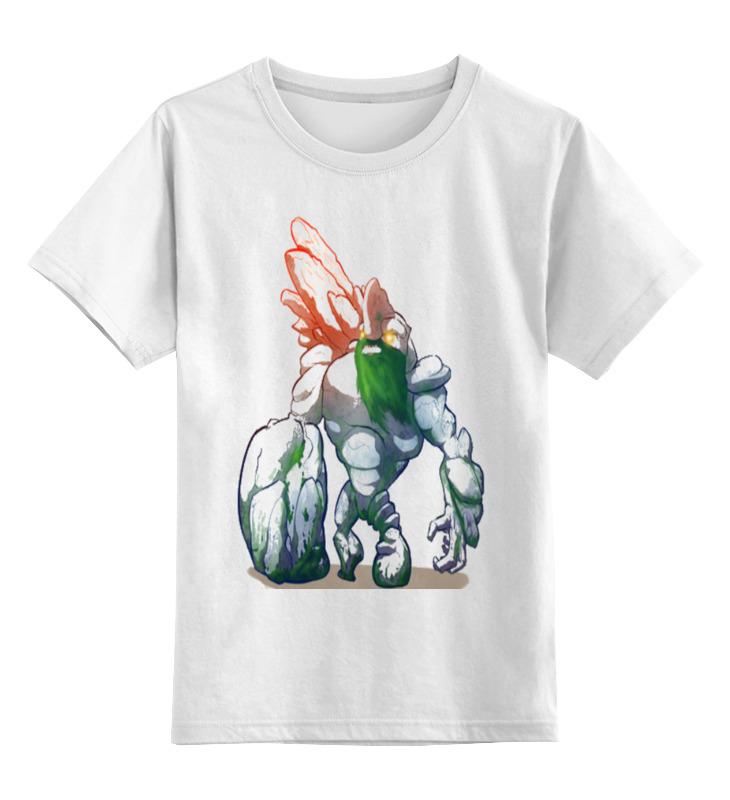 Детская футболка классическая унисекс Printio Tiny dota 2 детская футболка классическая унисекс printio классическая футболка dota 2