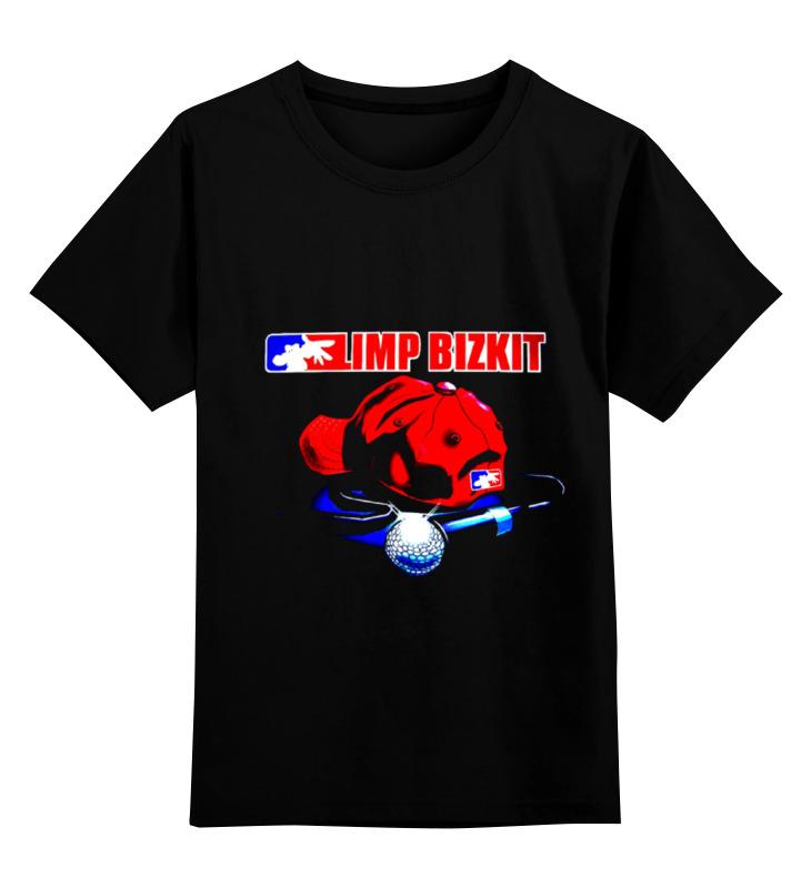 Детская футболка классическая унисекс Printio Limp bizkit лонгслив printio limp bizkit