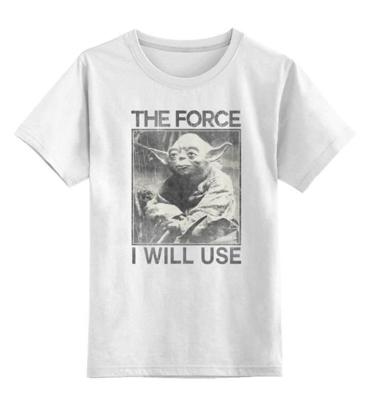 Детская футболка классическая унисекс Printio Мастер йода детская футболка классическая унисекс printio гранд мастер йода
