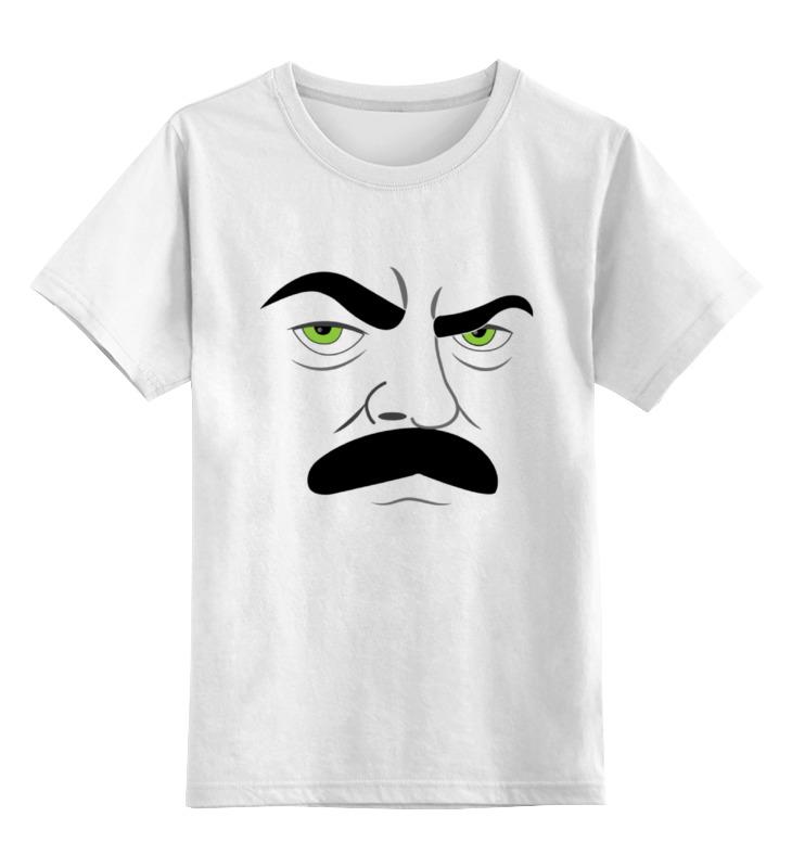 Детская футболка классическая унисекс Printio Рон свонсон детская футболка классическая унисекс printio рон бургунди