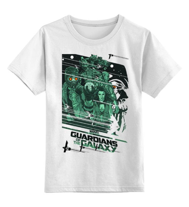 Детская футболка классическая унисекс Printio Стражи галактики чехол для iphone 7 глянцевый printio стражи галактики