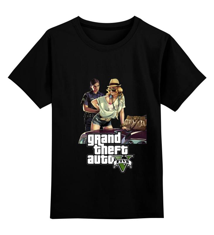 Printio Gta 5 футболка классическая printio gta