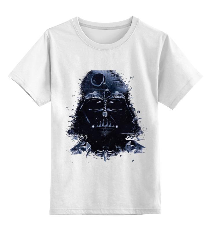 Детская футболка классическая унисекс Printio Darth vader v.2 детская футболка классическая унисекс printio классическая футболка dota 2