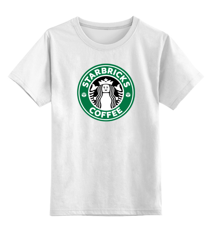 Детская футболка классическая унисекс Printio Лего кофе sbart upf50 rashguard 2 bodyboard 1006
