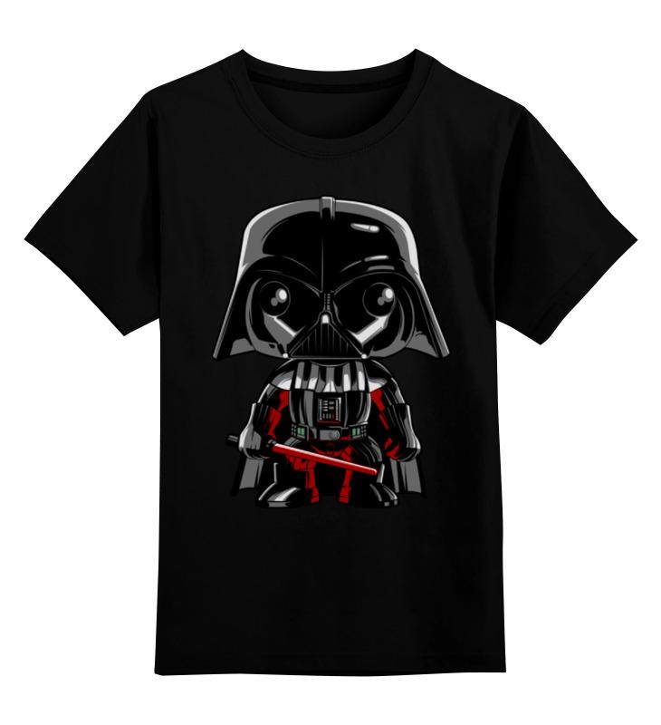 Детская футболка классическая унисекс Printio Дарт вейдер детская футболка классическая унисекс printio мачете