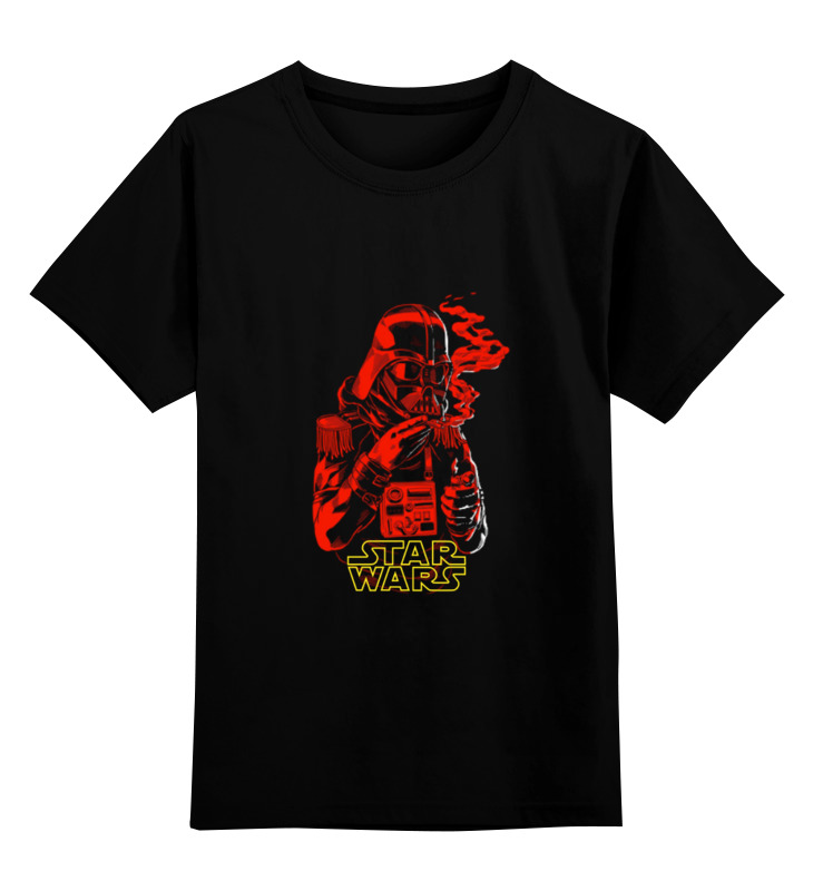 Printio Smoker vader футболка классическая printio smoker vader