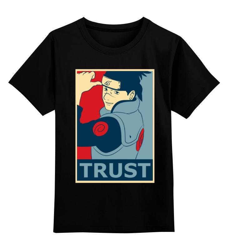 Детская футболка классическая унисекс Printio Naruto (наруто) детская футболка классическая унисекс printio наруто