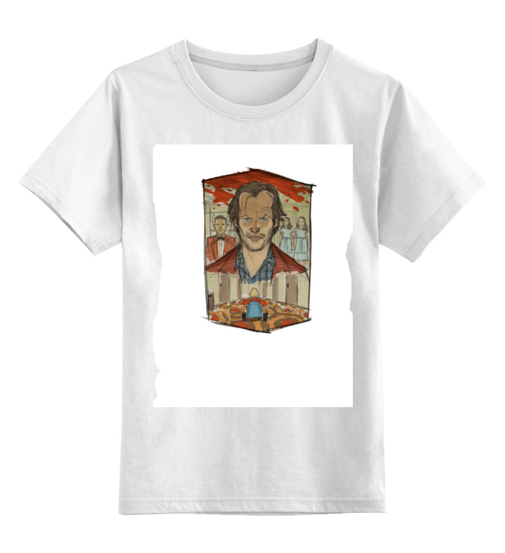 цена на Printio The shining t-shirt art 1