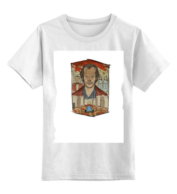 Детская футболка классическая унисекс Printio The shining t-shirt art 1 детская футболка классическая унисекс printio dota2 t shirt
