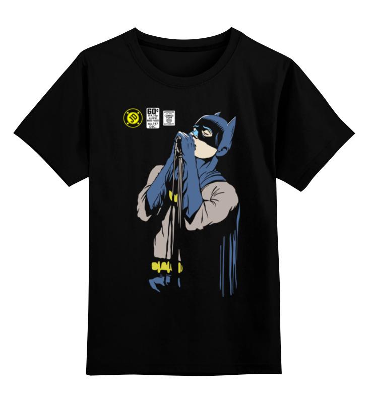 Детская футболка классическая унисекс Printio Бэтмен иэн кёртис joy division joy division closer 180 gr