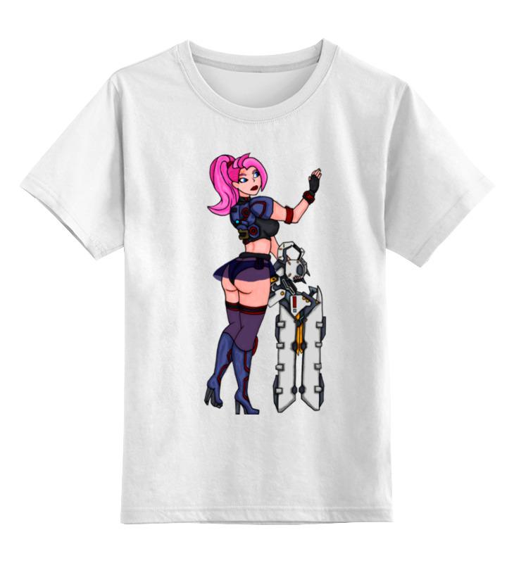 Детская футболка классическая унисекс Printio Заря. футболка стрэйч printio заря
