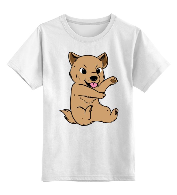 Printio Забавный щенок детская футболка классическая унисекс printio забавный арбуз