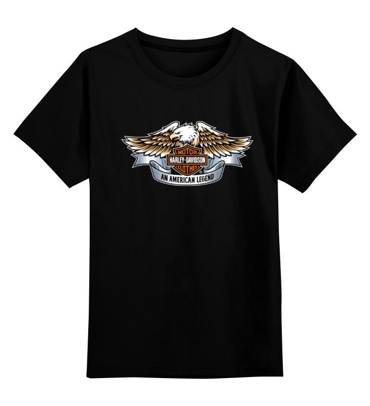 Printio Harley-davidson an american legend / харлей детская футболка классическая унисекс printio harley davidson харлей дэвидсон