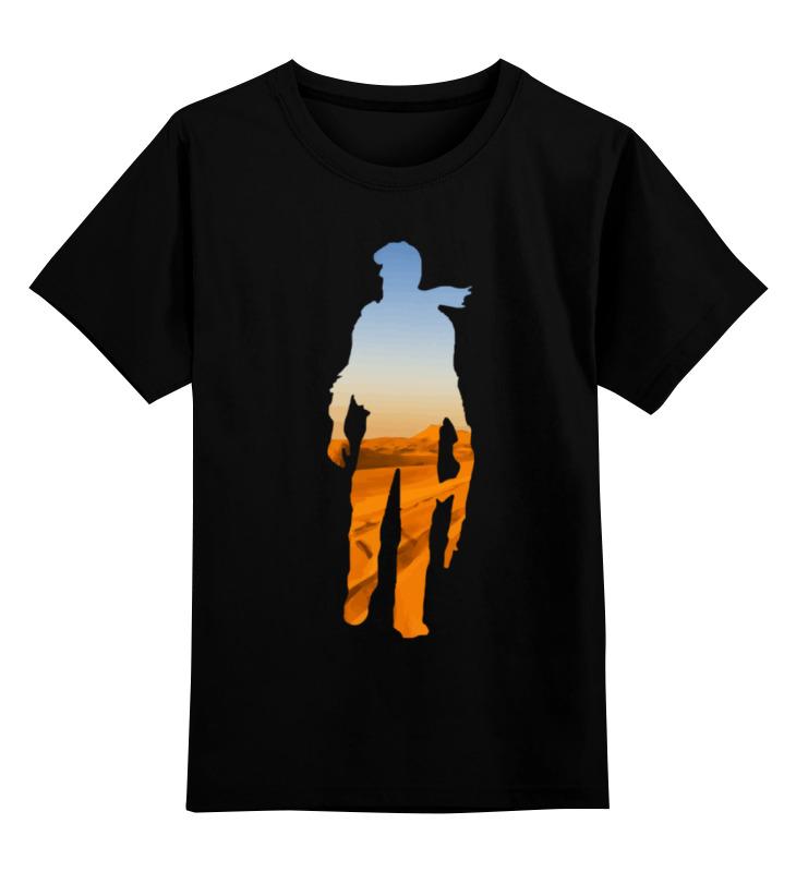 Детская футболка классическая унисекс Printio Drake (uncharted) футболка print bar nathan drake