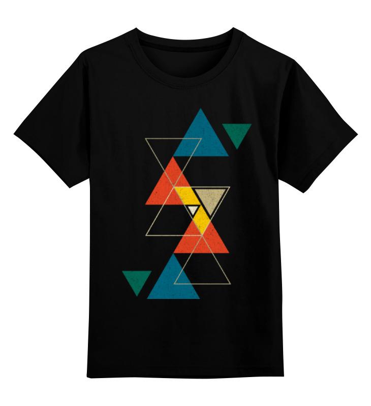 Printio Треугольник детская футболка классическая унисекс printio треугольник