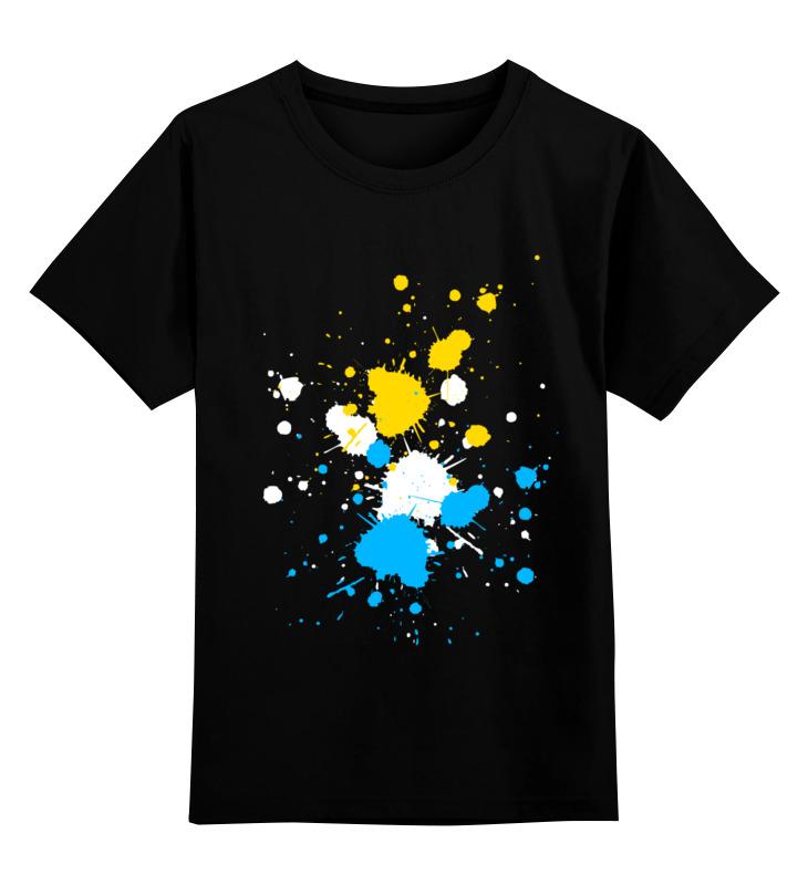 Детская футболка классическая унисекс Printio Пачкуля детская футболка классическая унисекс printio бразилия