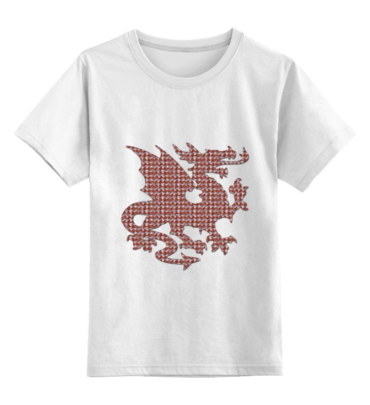 Детская футболка классическая унисекс Printio Гарыныч футболка wearcraft premium printio китайский дракон