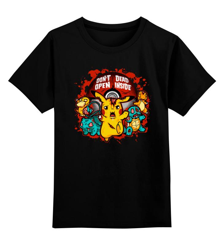 Printio Зомби покемон (zombie pokemon) детская футболка классическая унисекс printio рука зомби zombie hand