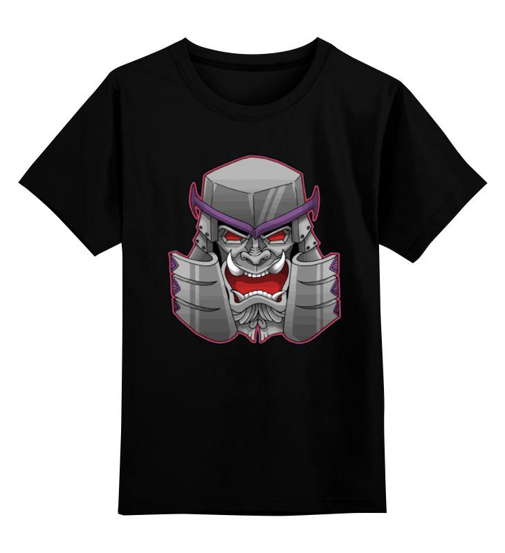 Детская футболка классическая унисекс Printio Мегатрон ронин ронин