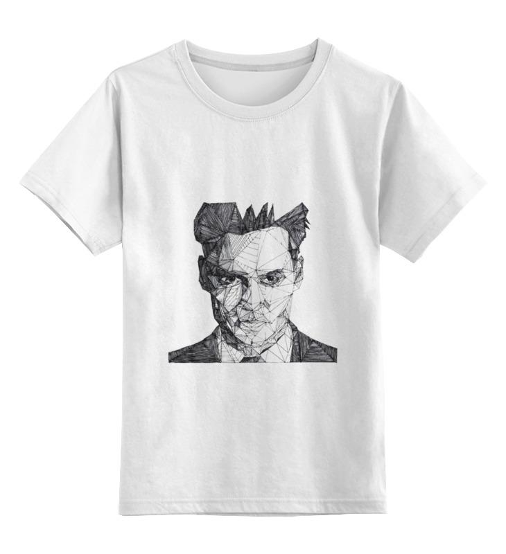 Детская футболка классическая унисекс Printio Джонни депп детская футболка классическая унисекс printio джонни депп