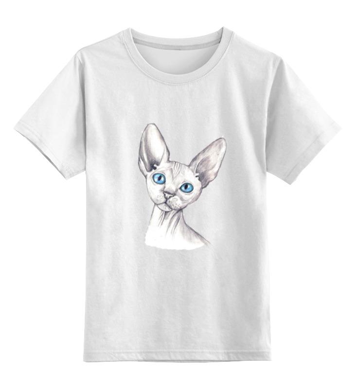 Детская футболка классическая унисекс Printio Cats http