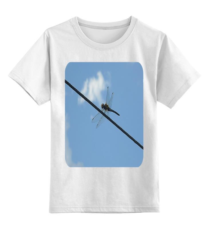Printio Стрекоза. детская футболка классическая унисекс printio дождливый вечер