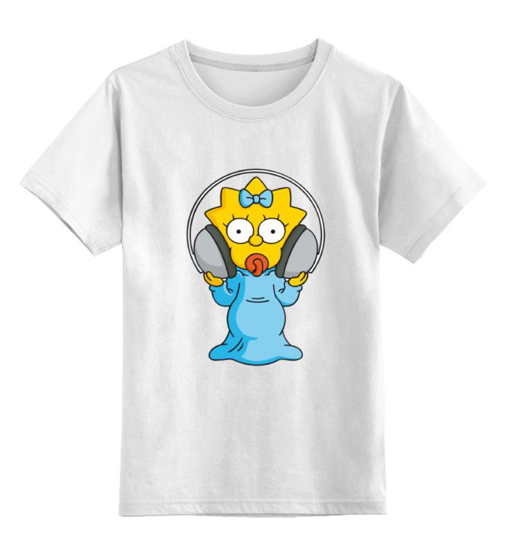 Детская футболка классическая унисекс Printio Мэгги гордон мэгги рукоделие