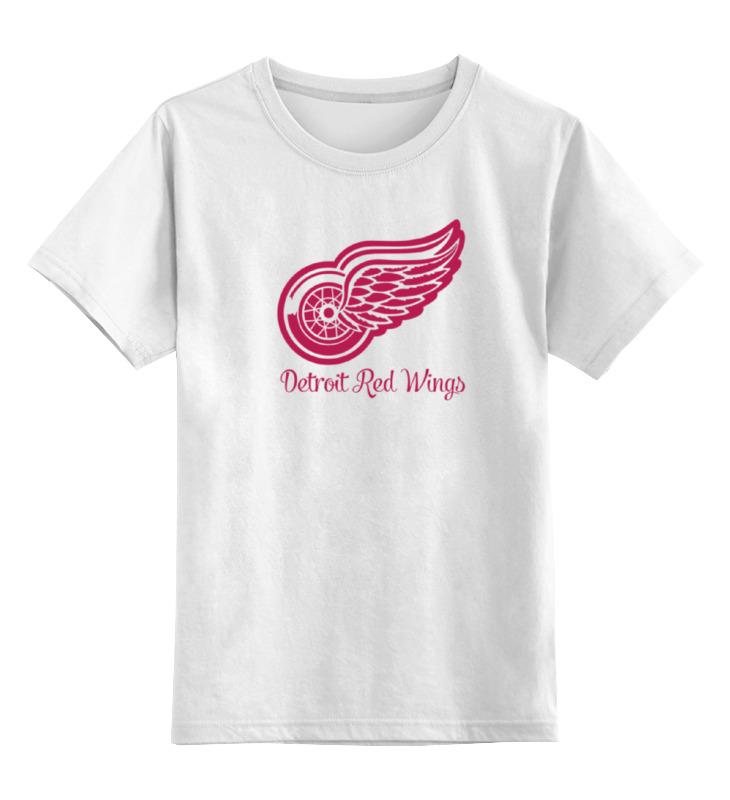 Printio Detroit red wings цена и фото
