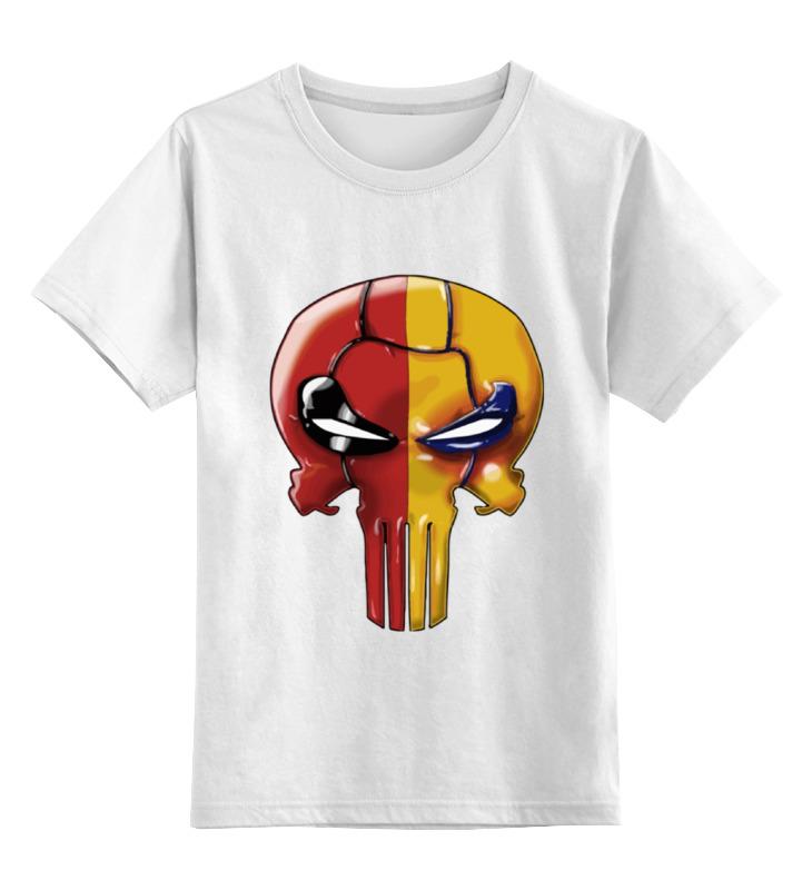Printio Дефстроук и дэдпул футболка wearcraft premium printio дефстроук