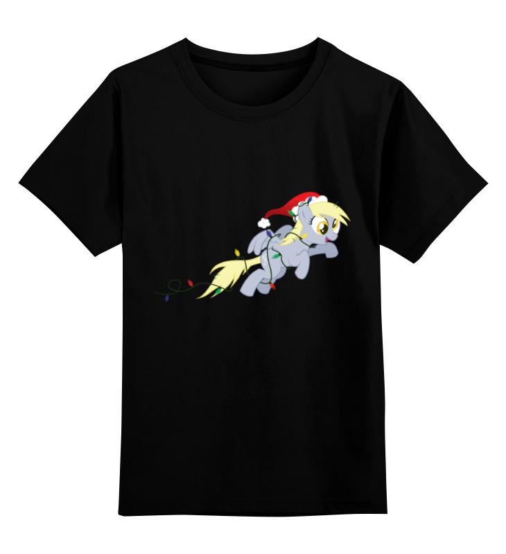 Детская футболка классическая унисекс Printio A merry derpy футболка классическая printio merry x mas