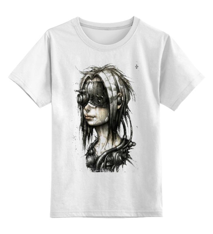 Детская футболка классическая унисекс Printio Стим-панк