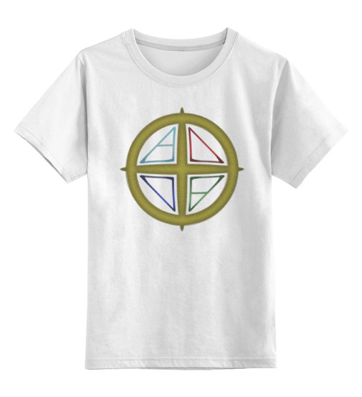 Детская футболка классическая унисекс Printio 5 элементов