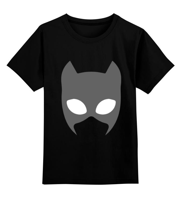 Детская футболка классическая унисекс Printio Женщина-кошка (catwoman) детская футболка классическая унисекс printio fat catwoman