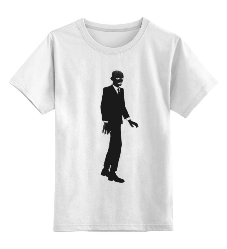 Детская футболка классическая унисекс Printio Шпион детская футболка классическая унисекс printio не мое лицо
