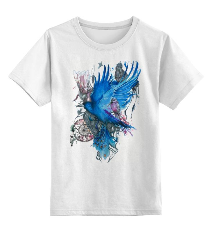 Детская футболка классическая унисекс Printio Art zoo футболка классическая printio art zoo